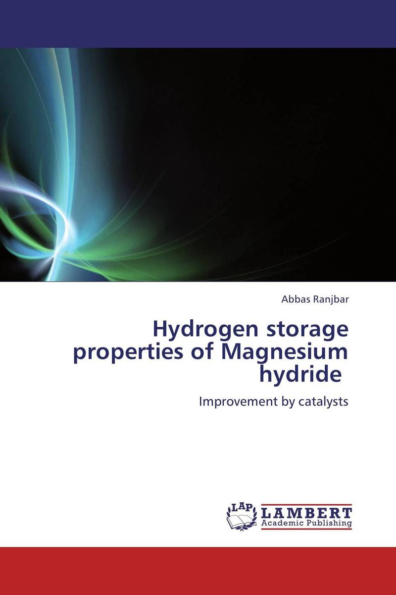 Hydrogen storage properties of Magnesium hydride the valves are self acting i e they operate without the supply of auxiliary energy such as electricity or compressed air