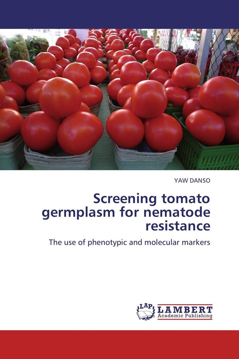 Screening tomato germplasm for nematode resistance resistance study in tomato