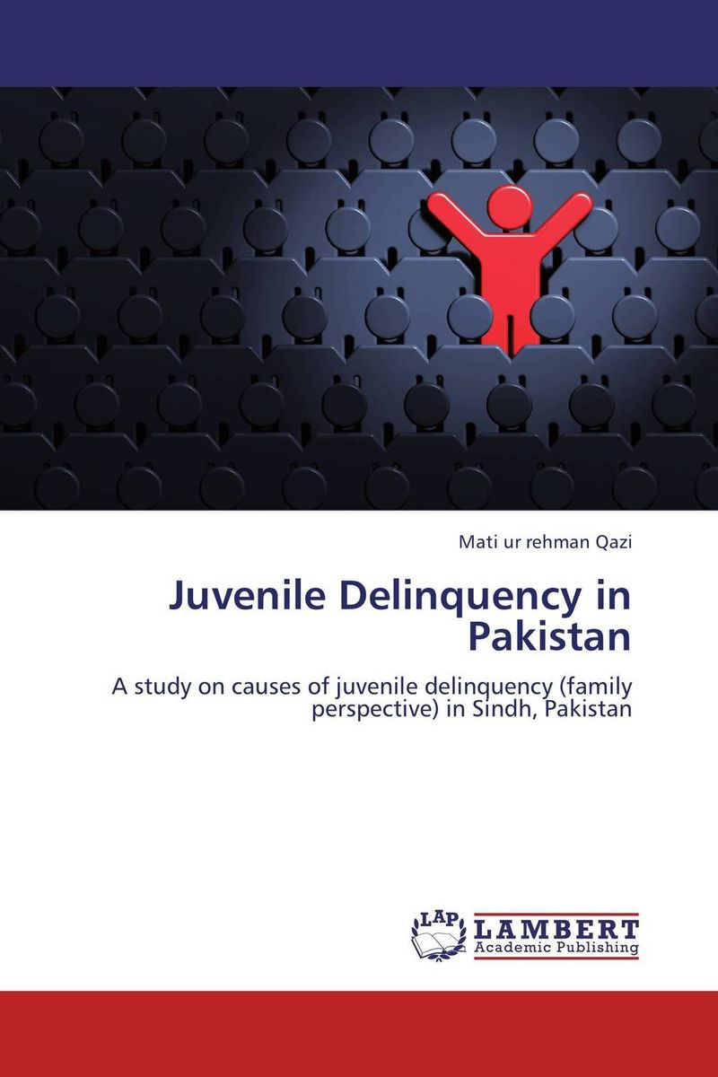 Juvenile Delinquency in Pakistan juvenile law violators human rights and the development of new juvenile justice systems