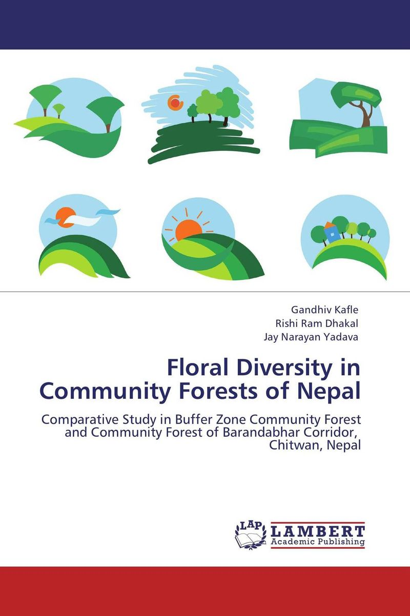 Floral Diversity in Community Forests of Nepal the zone