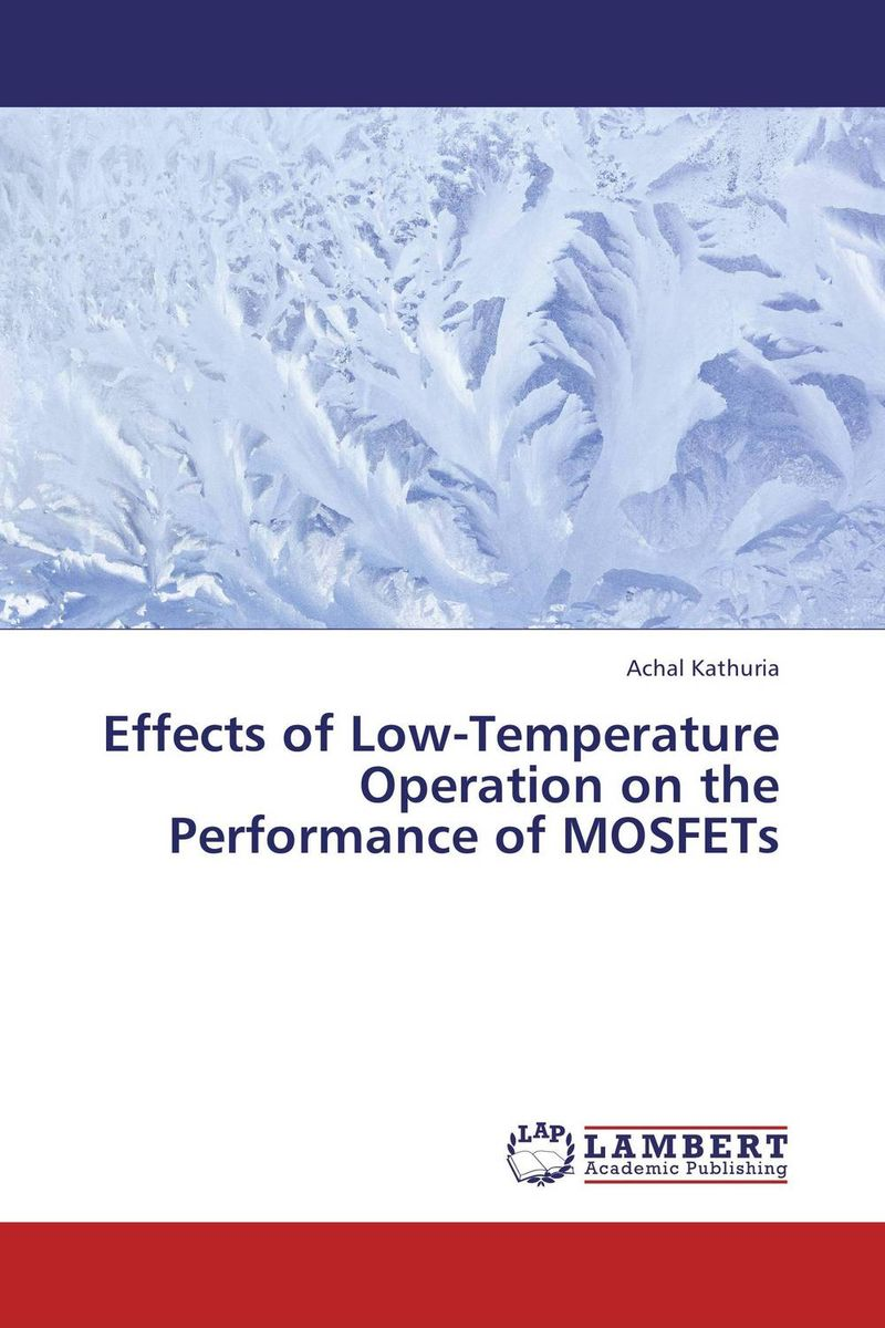 Effects of Low-Temperature Operation on the Performance of MOSFETs jaspal singh and ravinder pal singh effects of aging temperature and time on synthesis of hydroxyapatite