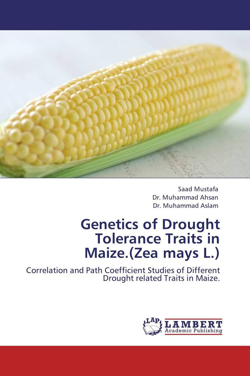 Genetics of Drought Tolerance Traits in Maize.(Zea mays L.) the teeth with root canal students to practice root canal preparation and filling actually