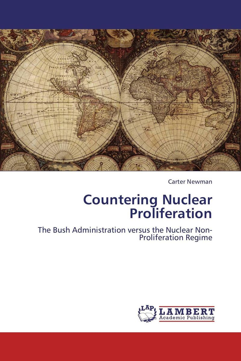 Countering Nuclear Proliferation lidiya strautman introduction to the world of nuclear physics