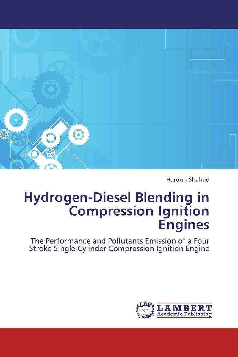 Hydrogen-Diesel Blending in Compression Ignition Engines nitrogen oxides control technology fact book