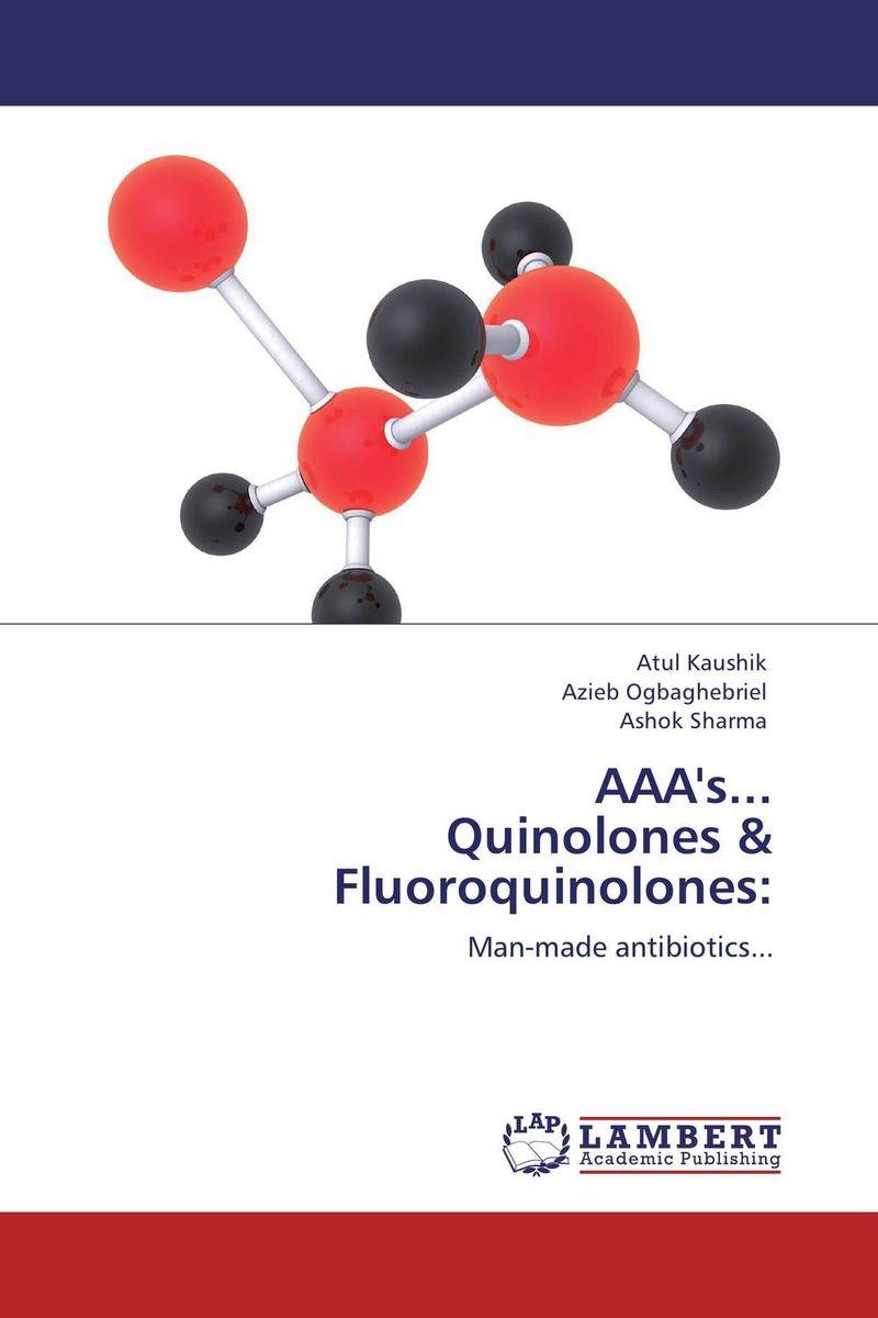 AAA's... Quinolones & Fluoroquinolones: bacterial resistance to antibiotics