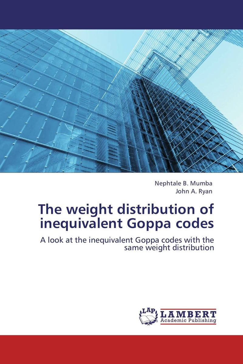 The weight distribution of inequivalent Goppa codes