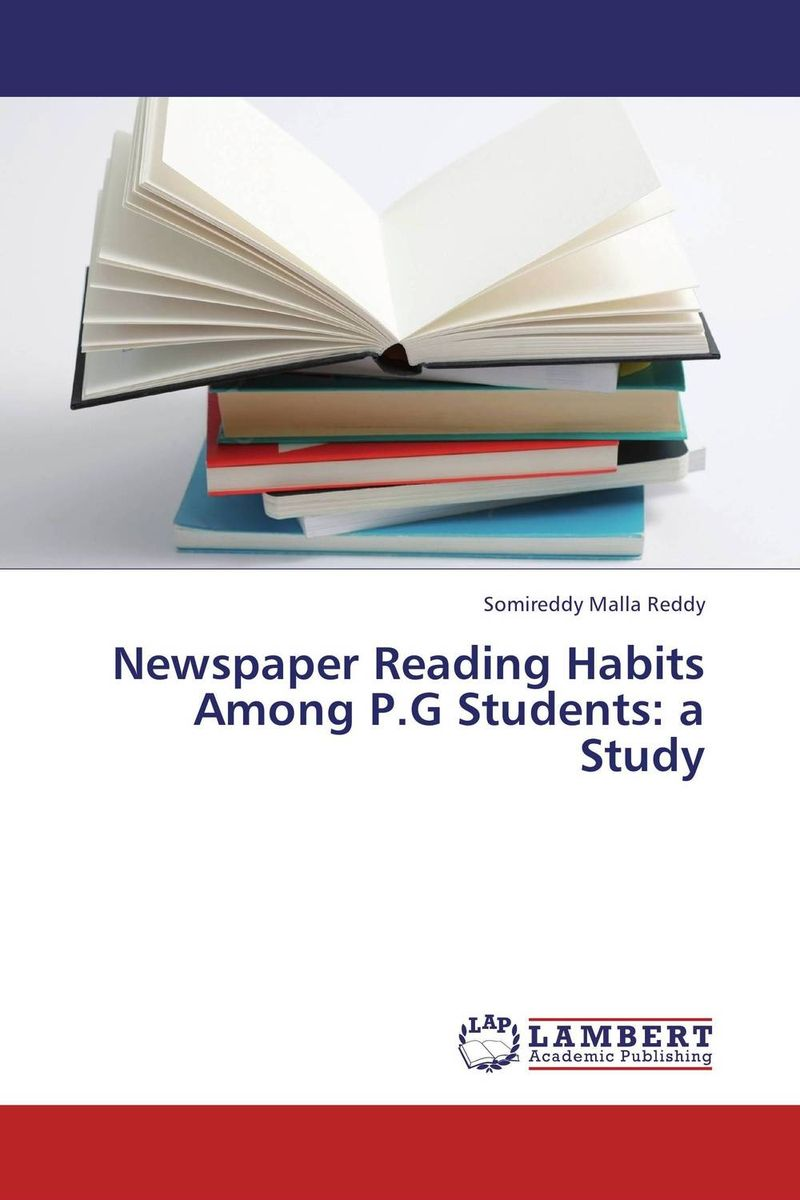 Newspaper Reading Habits Among P.G Students: a Study multilingualism and language choice for news delivery
