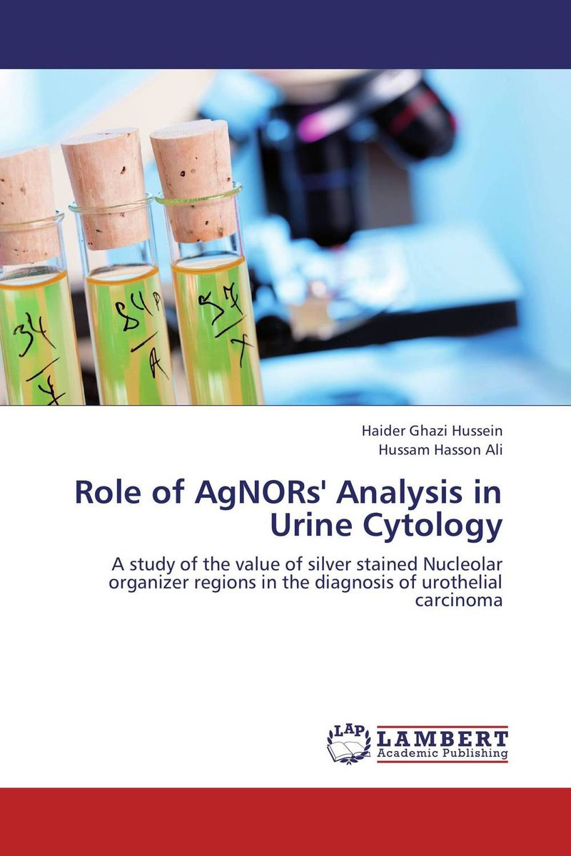 Role of AgNORs' Analysis in Urine Cytology amburanjan santra rakesh kumar and c s bal evaluation of brain tumor recurrence role of pet spect mr