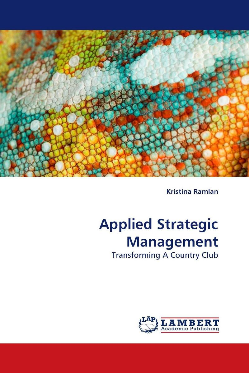 Applied Strategic Management implementation of strategic plans
