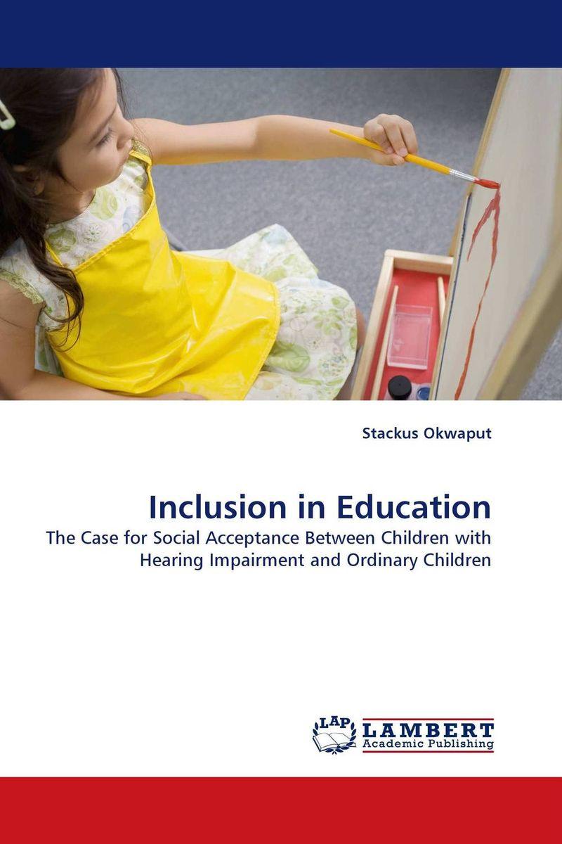 цена на Inclusion in Education