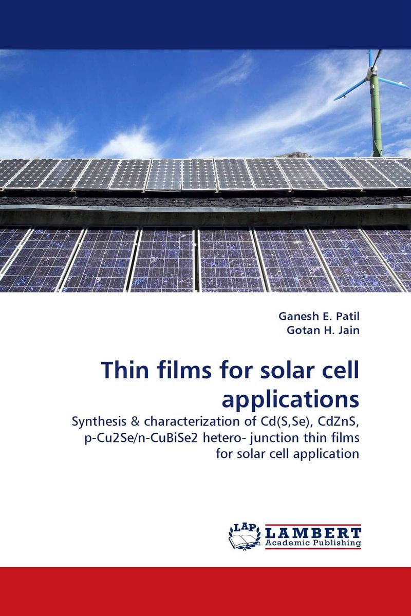 Thin films for solar cell applications high efficiency solar cell 100pcs grade a solar cell diy 100w solar panel solar generators