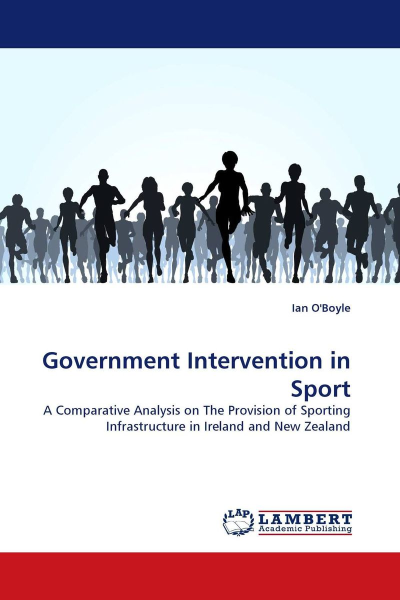 Government Intervention in Sport a comparative analysis between conventional