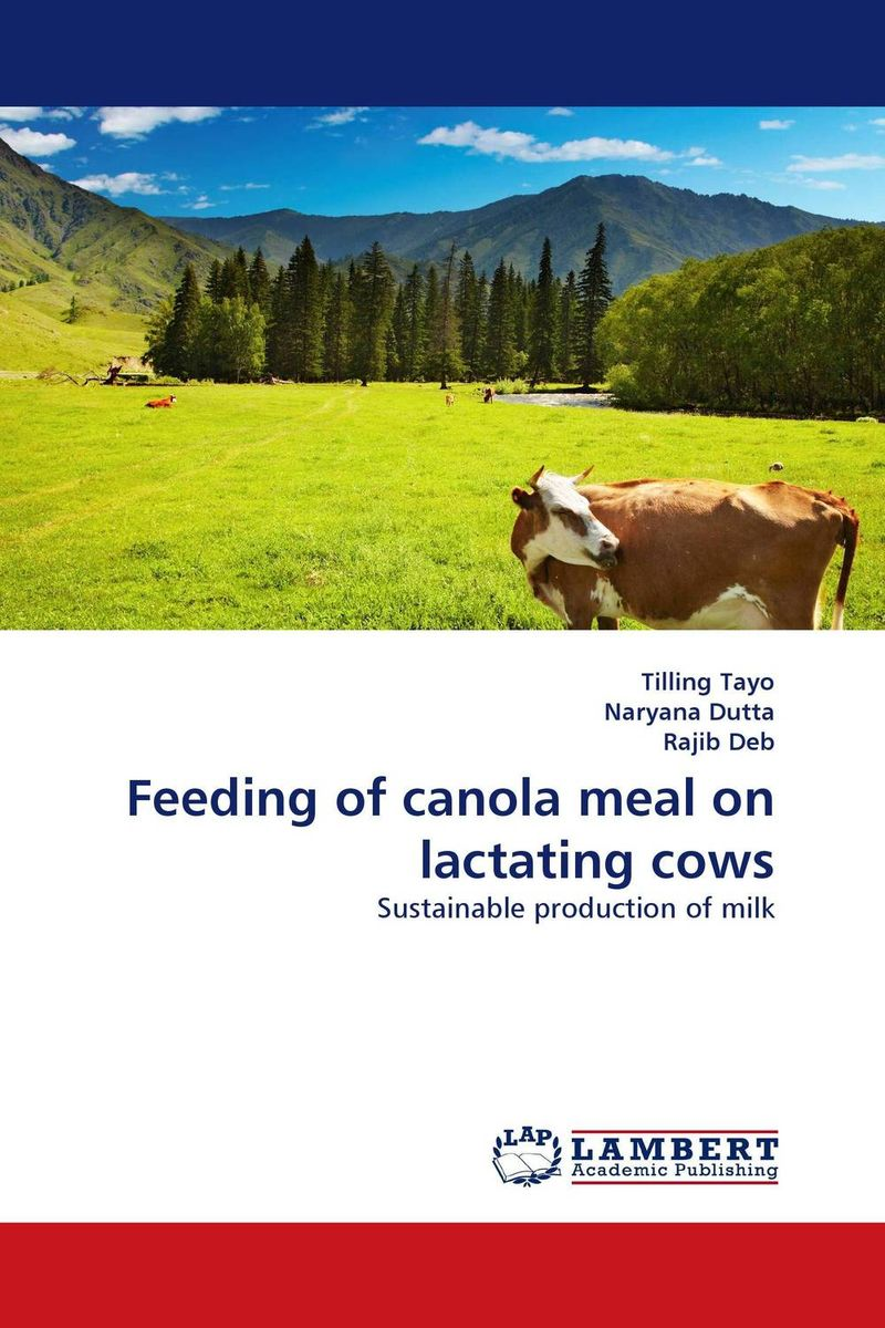 Feeding of canola meal on lactating cows protein extraction from fern and its physicochemical properties