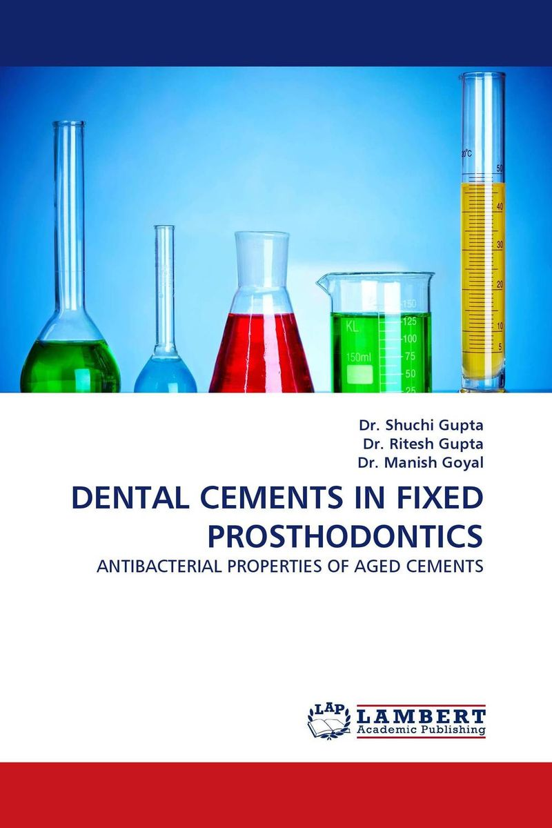 DENTAL CEMENTS IN FIXED PROSTHODONTICS provisional restorations in fixed prosthodontics