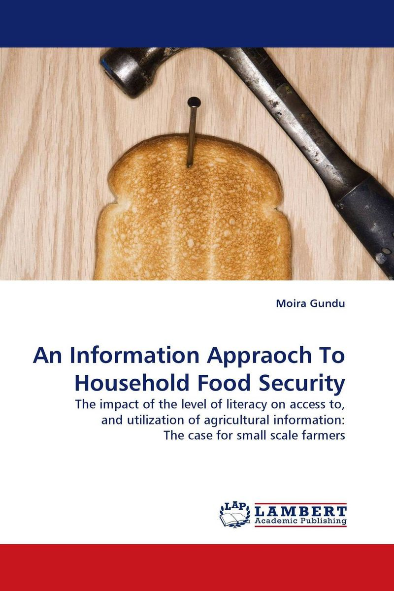 An Information Appraoch To Household Food Security agatha daniel and charles olungah women s indigenous knowledge in household food security