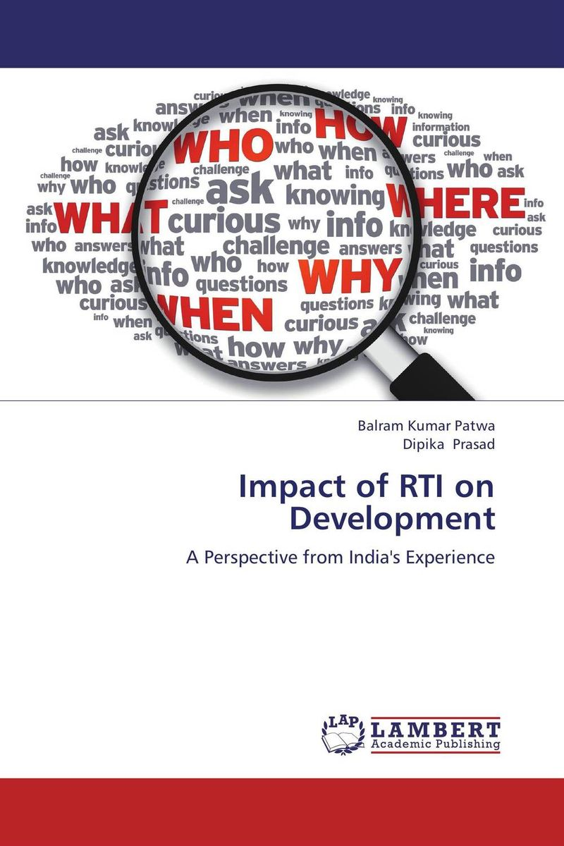 Impact of RTI on Development the heir