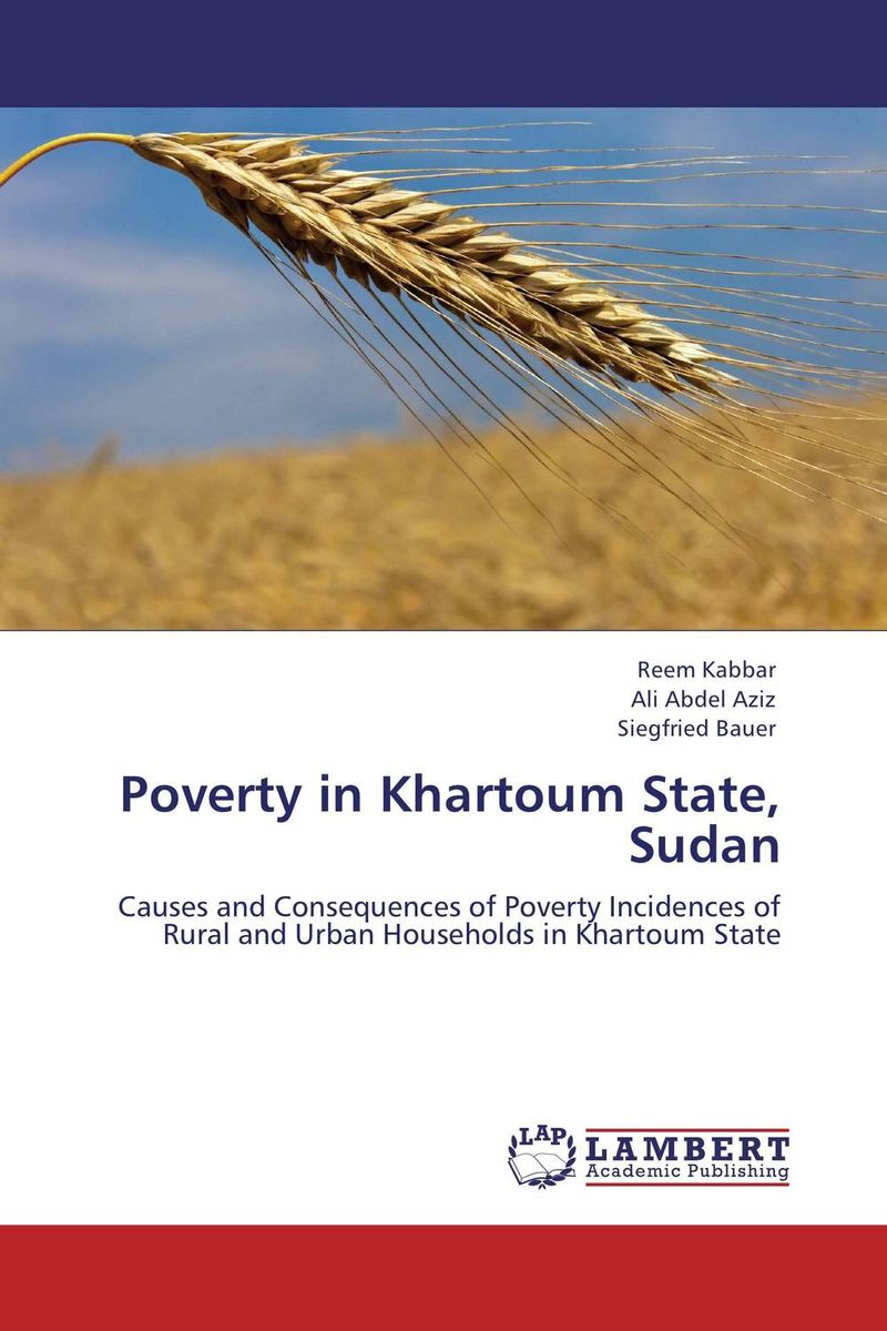 Poverty in Khartoum State, Sudan rural household endowment and poverty
