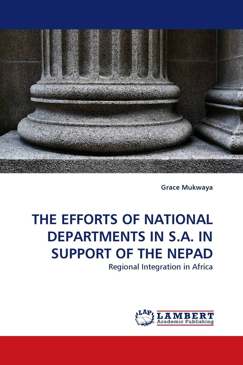 THE EFFORTS OF NATIONAL DEPARTMENTS IN S.A. IN SUPPORT OF THE NEPAD the integration of ethnic kazakh oralmans into kazakh society