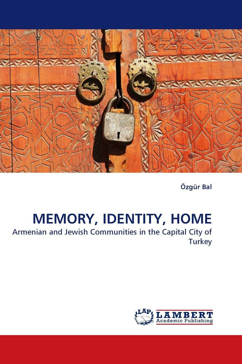 MEMORY, IDENTITY, HOME joseph lane an answer to the inquiry into the state of the nation