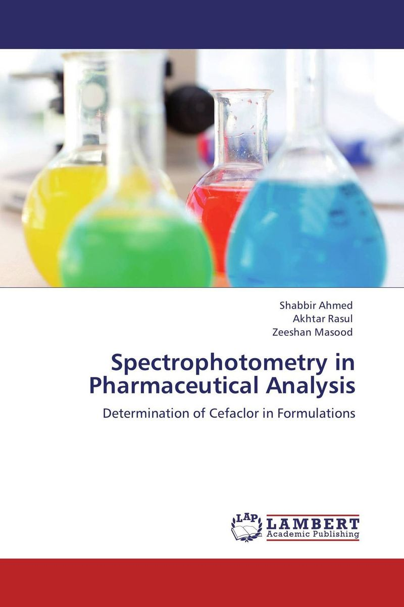 SPECTROPHOTOMETRY IN PHARMACEUTICAL ANALYSIS easy ways to understand hplc uv and method validation parameters