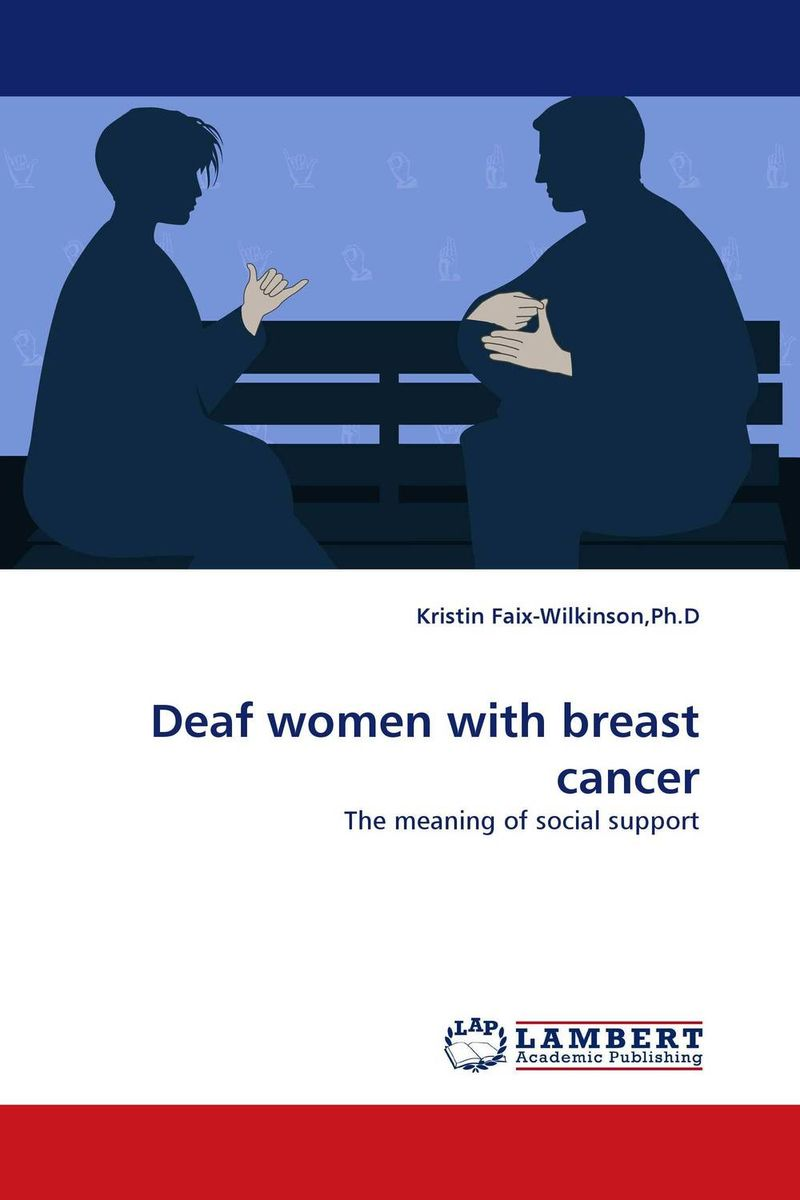 Deaf women with breast cancer breast cancer self exam device with the physical method and high accuracy