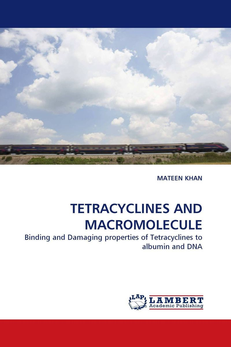 TETRACYCLINES AND MACROMOLECULE the role of dna damage and repair in cell aging 4
