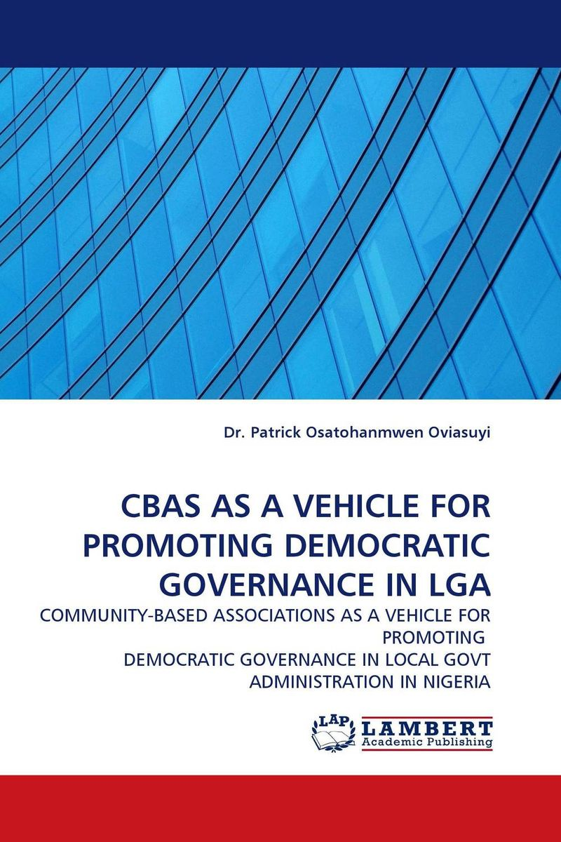 CBAS AS A VEHICLE FOR PROMOTING DEMOCRATIC GOVERNANCE IN LGA boss bpk 12 d73