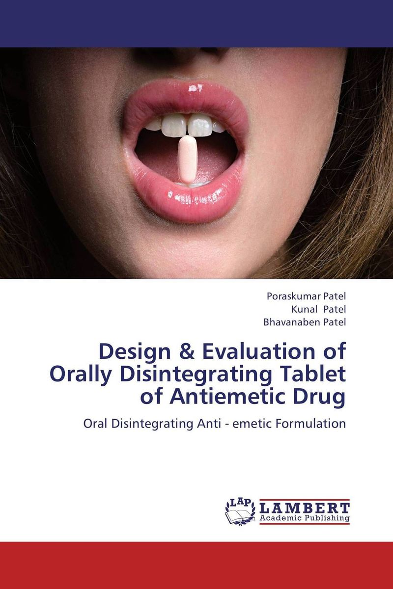 Design & Evaluation of Orally Disintegrating Tablet of Antiemetic Drug design and evaluation of microemulsion gel system of nadifloxacin