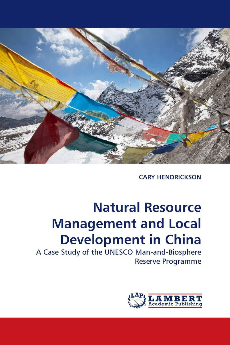 Natural Resource Management and Local Development in China livestock grazing and natural resource management in kumaon hills