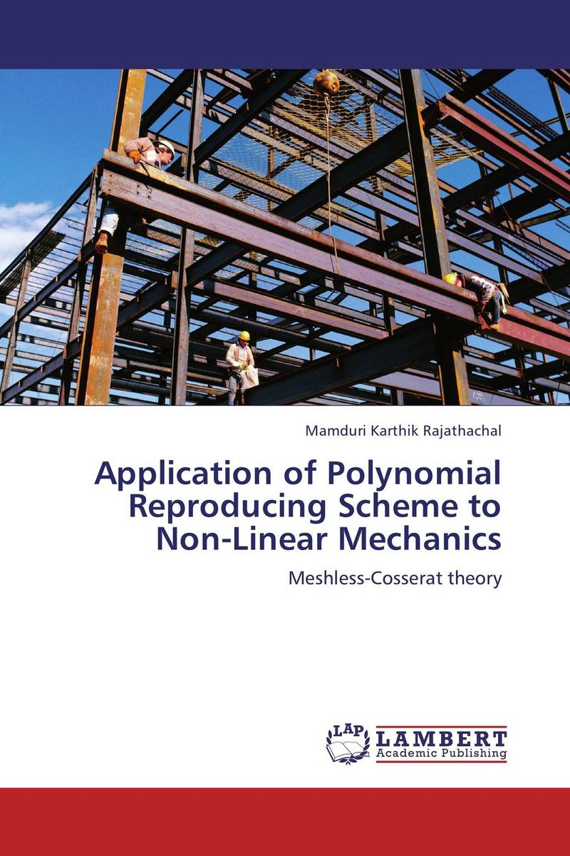 Application of Polynomial Reproducing Scheme to Non-Linear Mechanics the application of wavelets methods in stefan problem