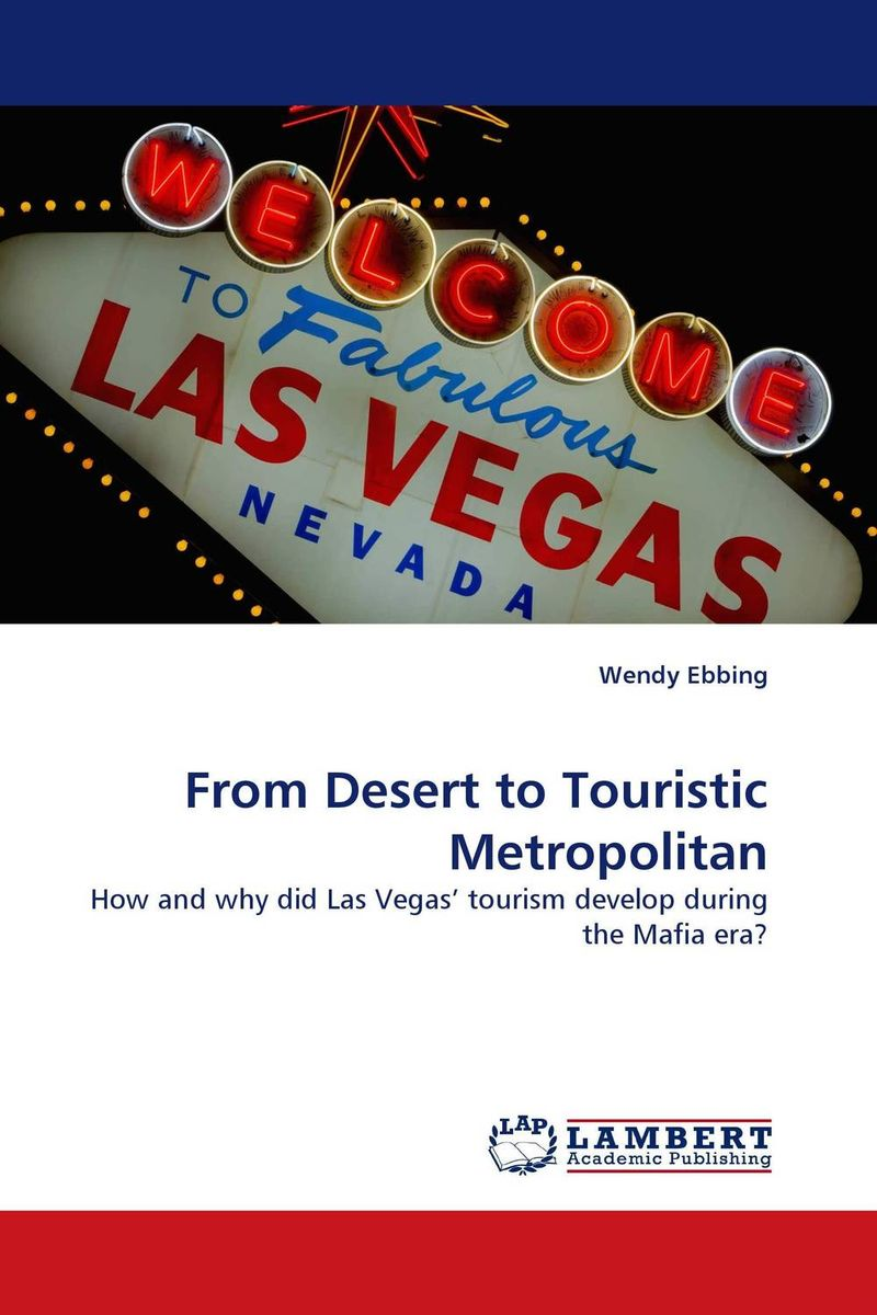 From Desert to Touristic Metropolitan pocket rough guide las vegas