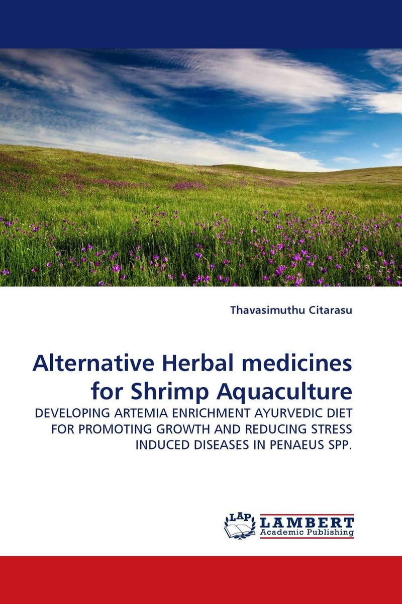 Alternative Herbal medicines for Shrimp Aquaculture alternative herbal medicines for shrimp aquaculture