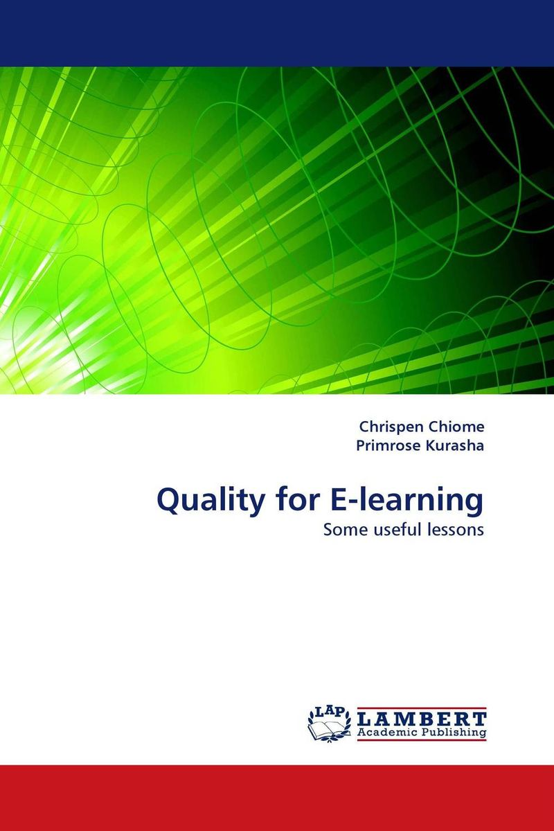 Quality for E-learning e learning in selected science and technology courses