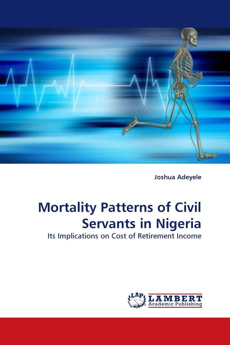 Mortality Patterns of Civil Servants in Nigeria victorian america and the civil war