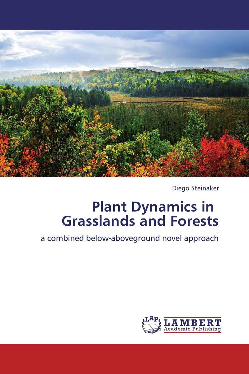 Plant Dynamics in Grasslands and Forests diamonds cd