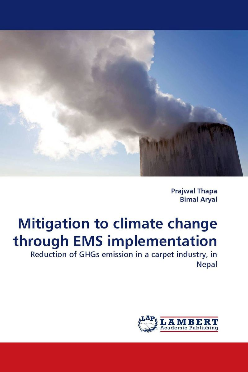Mitigation to climate change through EMS implementation цены онлайн