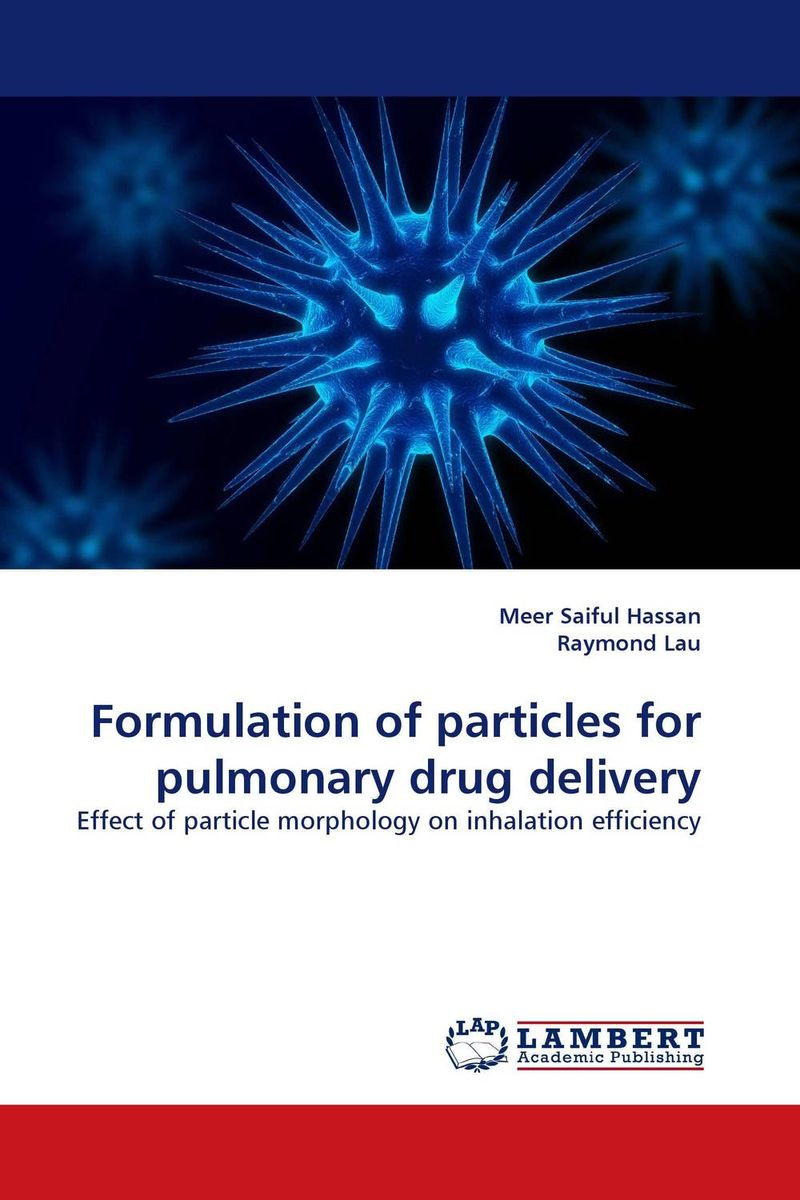 Formulation of particles for pulmonary drug delivery root and canal morphology of third molar