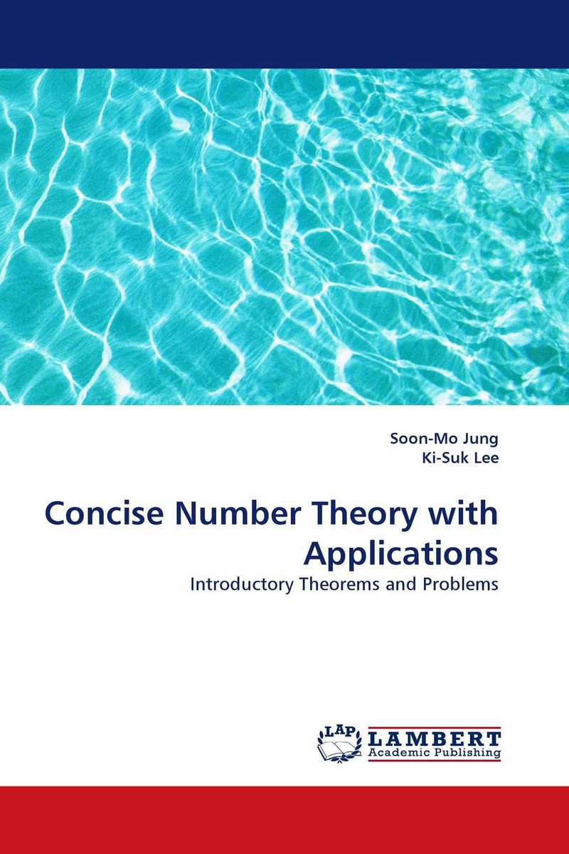 Concise Number Theory with Applications elementary number theory with applications student solutions manual