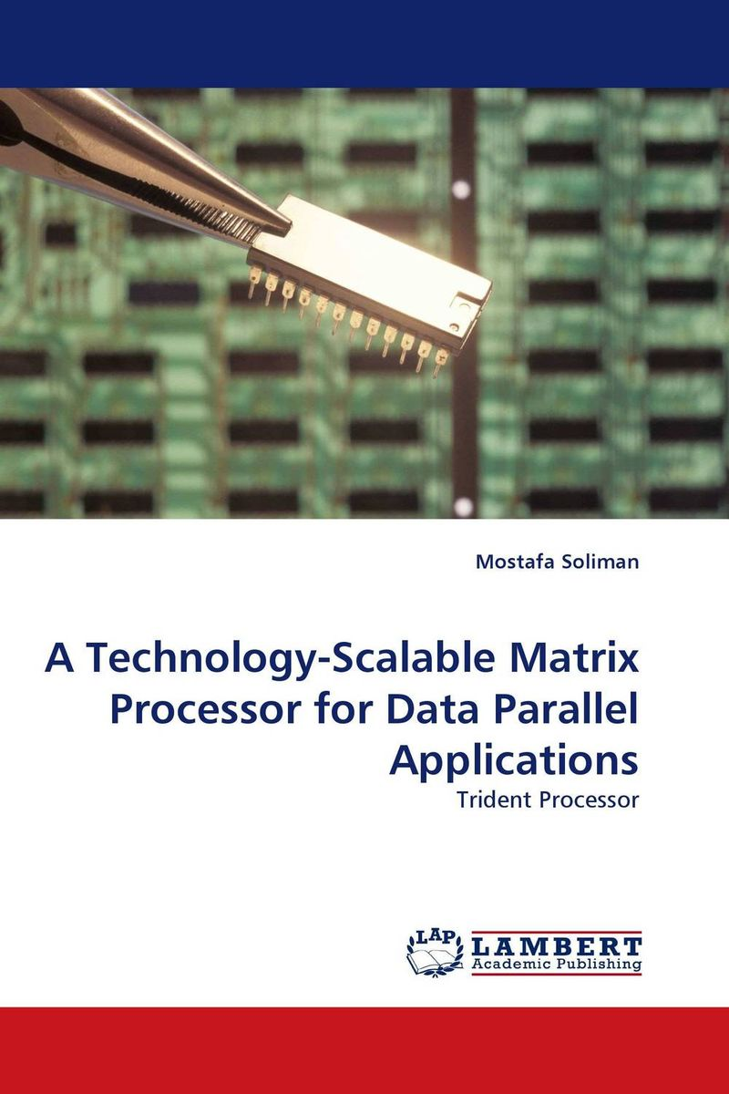 A Technology-Scalable Matrix Processor for Data Parallel Applications towards parallel execution of scientific applications