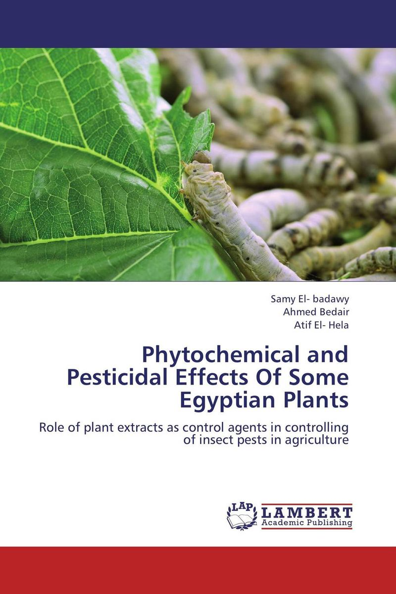 Phytochemical and Pesticidal Effects Of Some Egyptian Plants phytochemical investigation of the flavonoids
