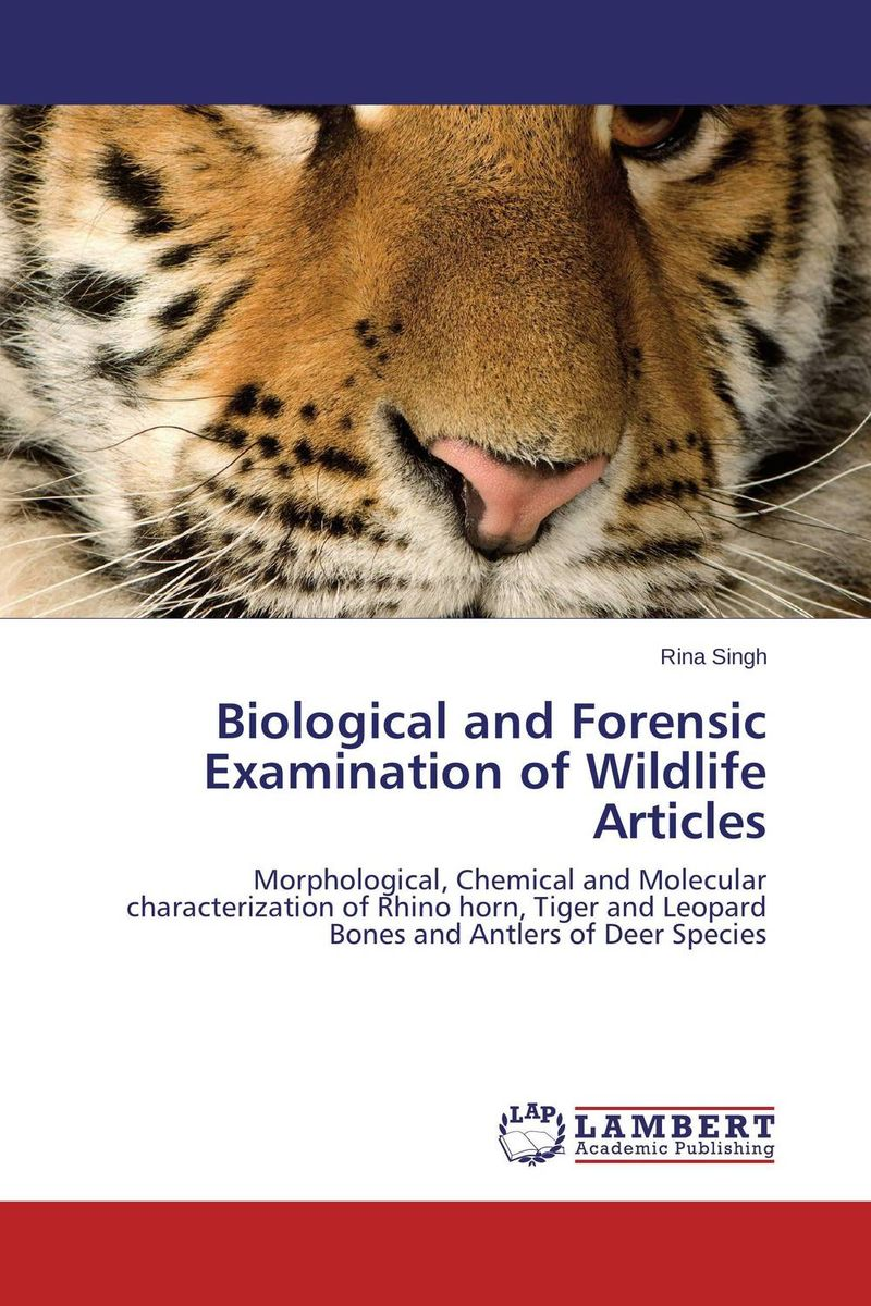 Biological and Forensic Examination of Wildlife Articles купить