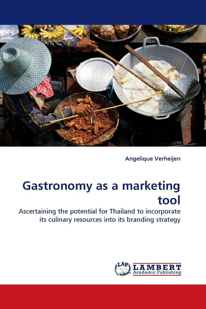 Gastronomy as a marketing tool internet as a potential tool for destination branding
