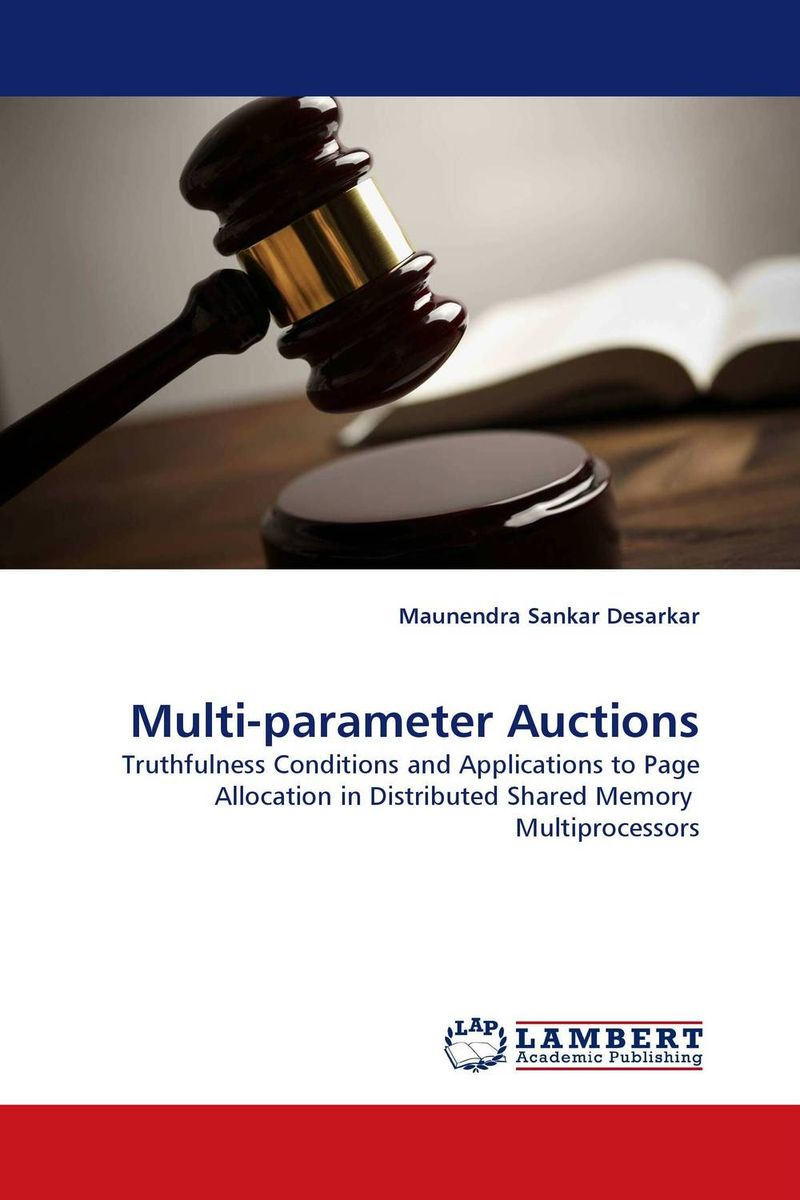 Multi-parameter Auctions юбка the page the one 823479 page one
