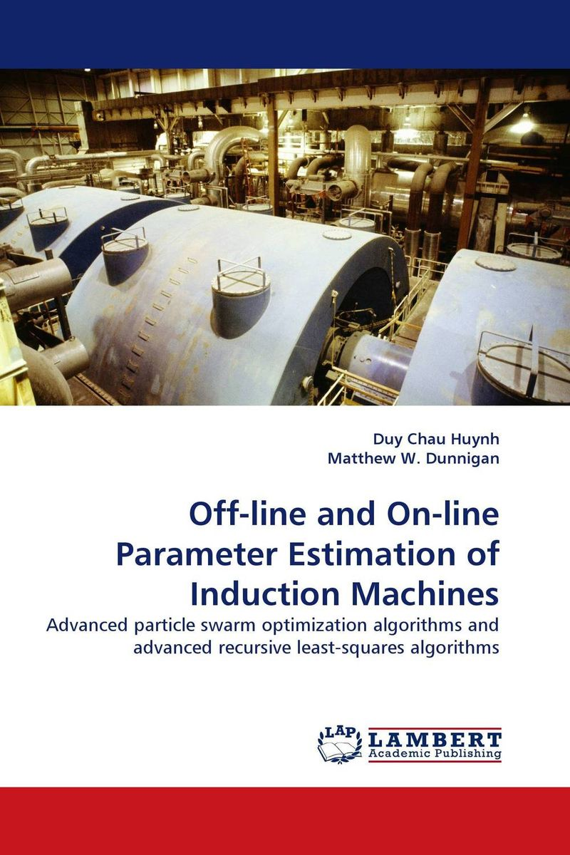 Off-line and On-line Parameter Estimation of Induction Machines harsimranjit gill and ajmer singh selection of parameter 'r' in rc5 algorithm