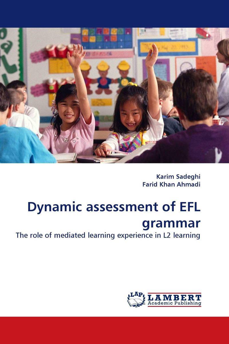 Dynamic assessment of EFL grammar k mukerji mukerji assessment of delinquency – an examinati on of personality