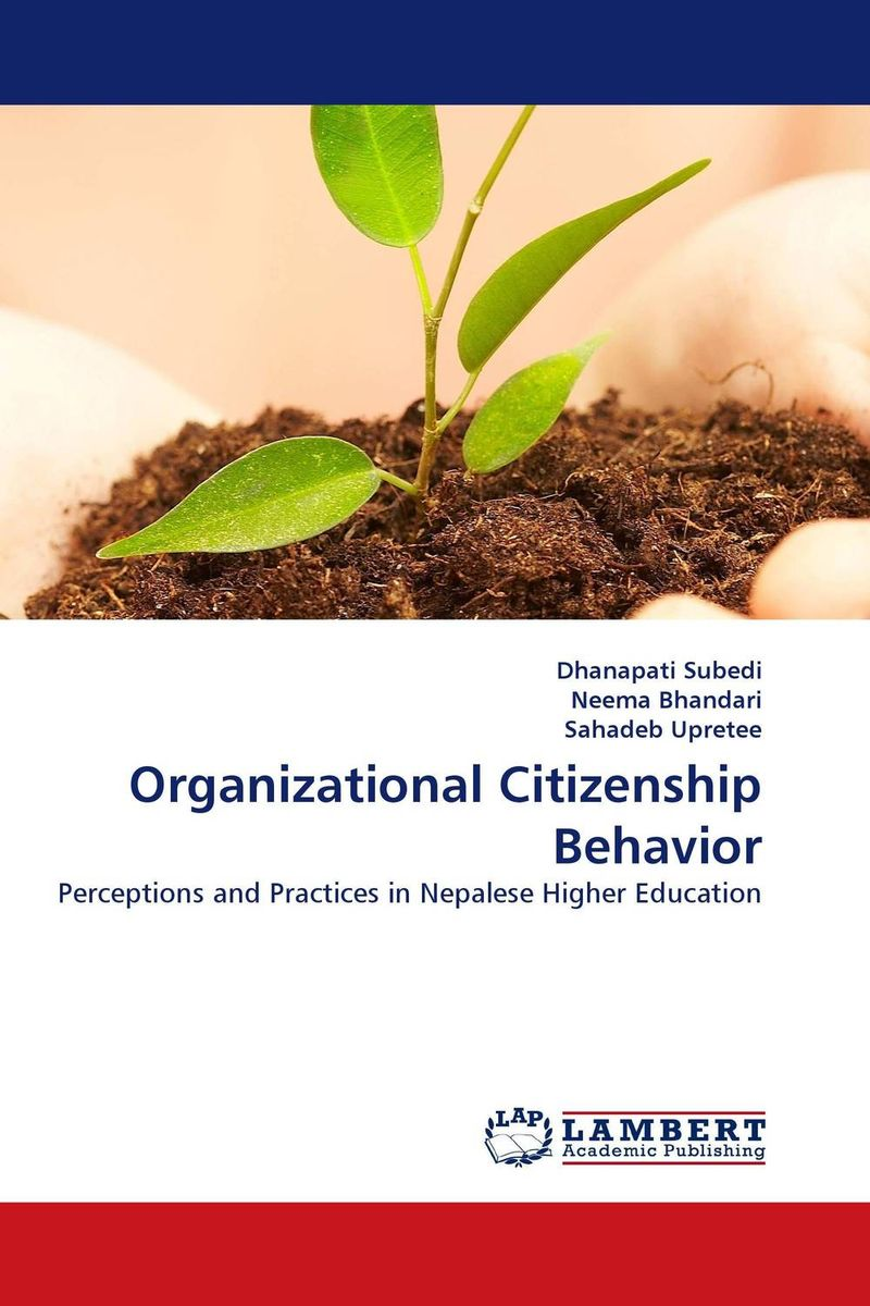 Organizational Citizenship Behavior купить