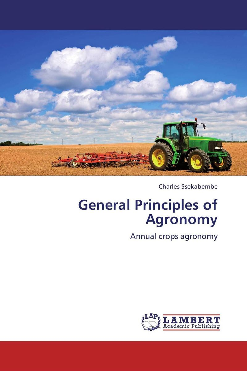 General Principles of Agronomy seed dormancy and germination
