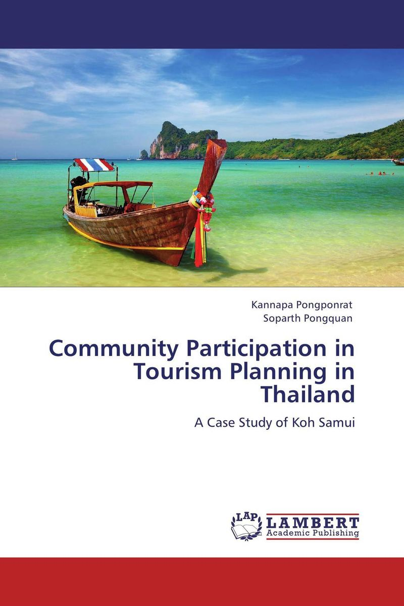 Community Participation in Tourism Planning in Thailand mustapha bangura a concise guide to local economic development