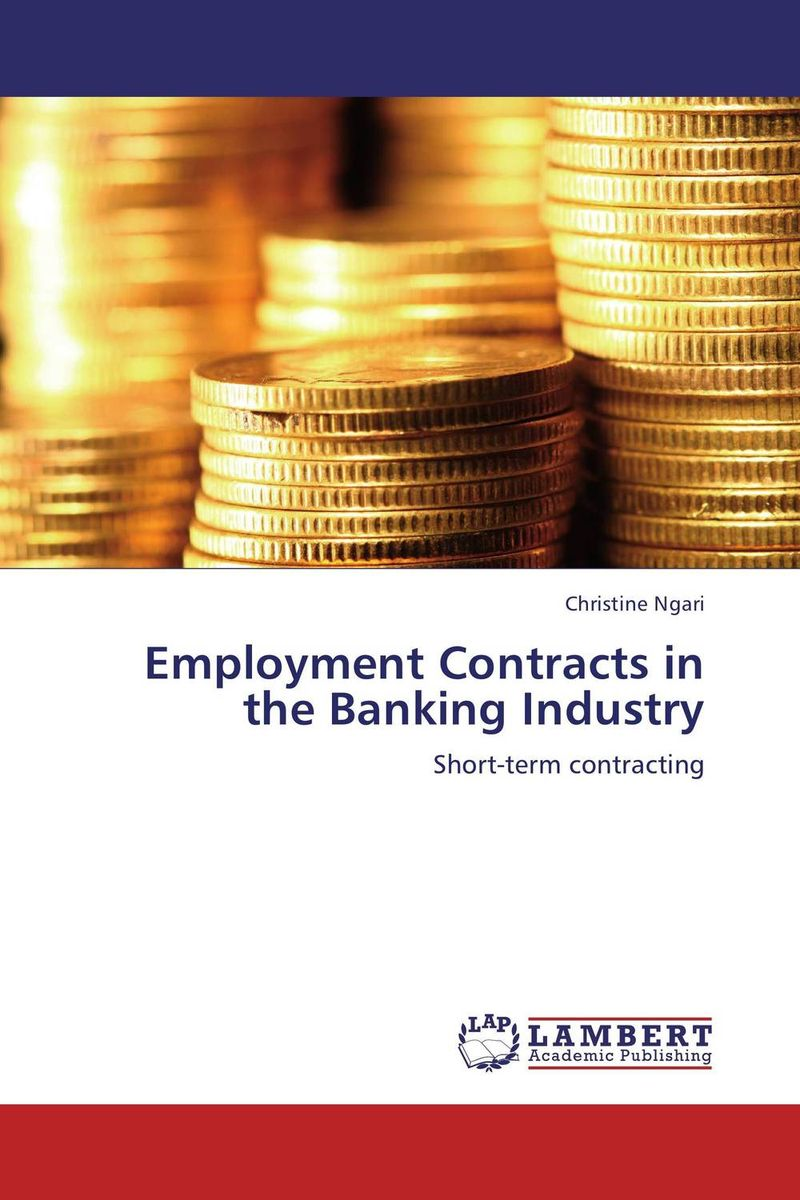 Employment Contracts in the Banking Industry psychiatric consultation in long term care