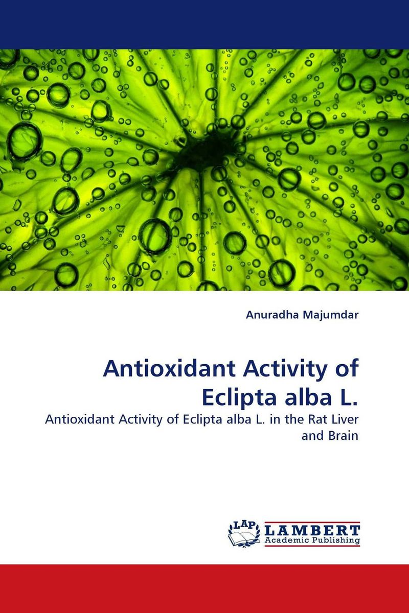 Antioxidant Activity of Eclipta alba L. phytochemical investigation of the flavonoids